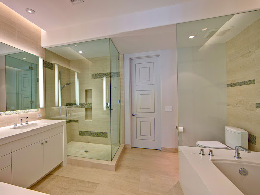 Перегородка в ванную комнату